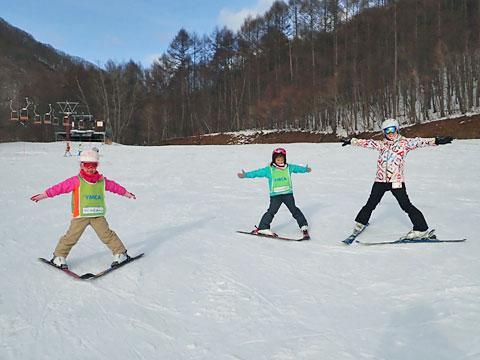 エンジョイ・スキーキャンプ