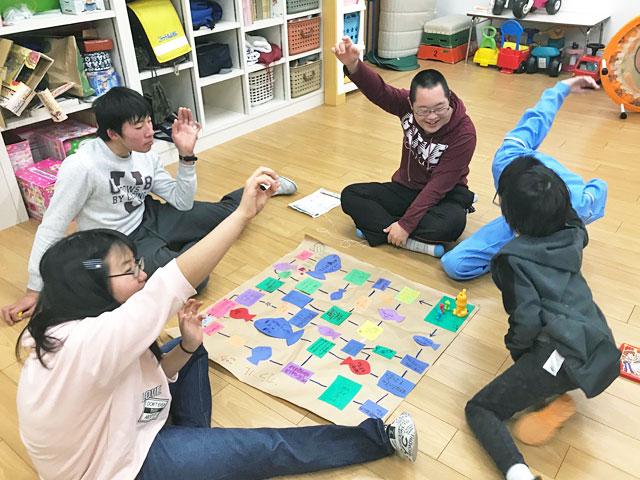 特別支援/グループ活動プログラム「オレンジ」 | ぐんまYMCA
